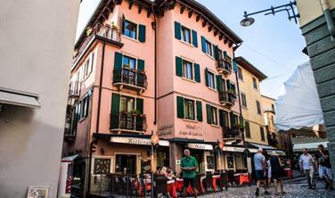 Hotel Lago di Garda se snídaní