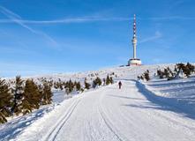 Jednodenní lyžování v Karlově se skipasem v ceně