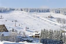 Jednodenní lyžování v Zielenci se skipasem v ceně