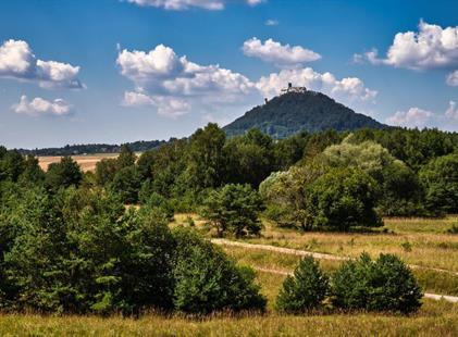 Hrady Houska a Bezděz a Škoda muzeum