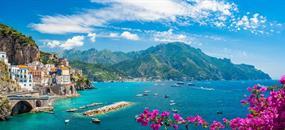 Amalfské pobřeží a Neapolský záliv