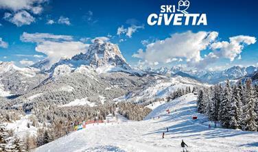 Hotel Savoia – 5denní lyžařský balíček se skipasem a dopravou v ceně