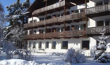 Hotel Perwanger – pokoje