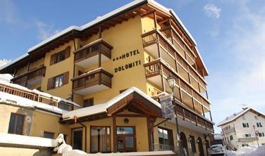 Hotel Dolomiti (Capriana)