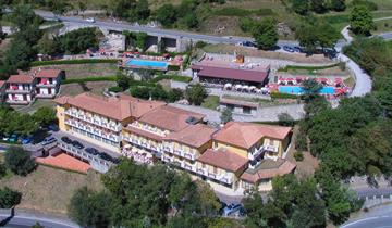Hotel La Rotonda (pokoje s polopenzí)