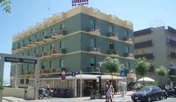 Hotel Leonardo da Vinci (plná penze s nápoji)