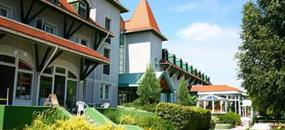 Na skok v Thermalu - Thermal Hotel Mosonmagyaróvár