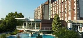 Na skok v Hévízu s all inclusive - Danubius Health Spa Resort Aqua