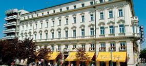 Zastavení v Györu - Hotel Rába City Center