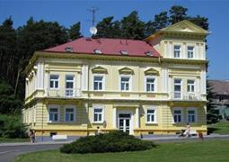 Lázně na zkoušku - Lázeňský penzion Mánes