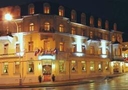 Čokoládový sen - Hotel Continental