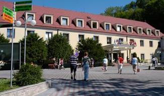 Pobyt klasik - Lázeňský dům Mier