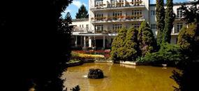 Víkendový pobyt - Lázeňský hotel Palace