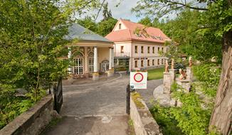 Relaxační víkend pro dva - Lázeňský dům Goethe