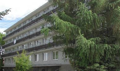 Léčebný pobyt Spa & Aquapark - Lázeňský dům Depandance Aqua **