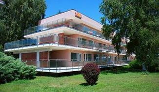 Léčebně relaxační pobyt Flóra - Hotel Flóra