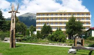 Léčebný pobyt TIP - Hotel Palace