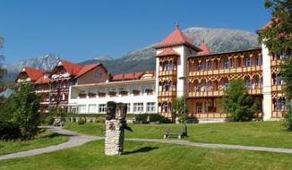 Léčebný pobyt TIP - Hotel Branisko