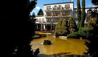 Léčebný pobyt klasik - Lázeňský hotel Palace