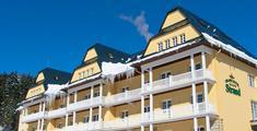 Seniorský léčebný pobyt 60+ - Grand hotel Strand