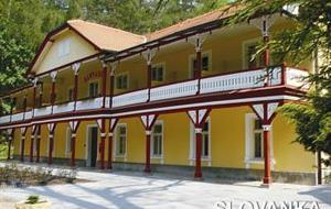 Lázeňský dům Slovanka