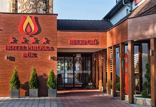 Krátký pobyt - Hotel Piroska