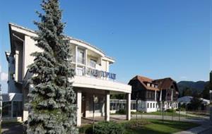 Koupání v Terme Čatež-Hotel Toplice - Hotel Toplice