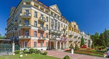 Krátkodobý pobyt víkend - Lázeňský hotel Pawlik-Aquaforum