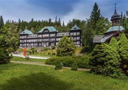 Turistický balíček - Lázeňský hotel Slezský dům