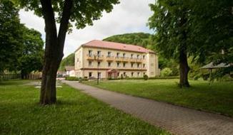 Víkendový pobyt - Lázeňský dům Mateja Bela
