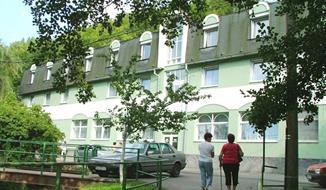 Léčebný pobyt zdraví - Lázeňský dům Alžbeta
