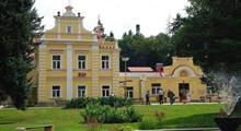Tři dny slatiny - Pavillon Říp