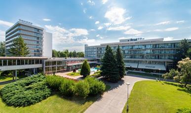 Chuť Piešťan na 6 nocí - Splendid Ensana Health Spa Hotel - křídlo Grand ***