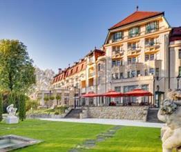 Komplexní léčebný pobyt - Thermia Palace Ensana Health Spa Hotel