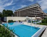 Romantický ostrov v Budapešti - Thermal Margaret Island Ensana Health Spa Hotel