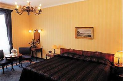 Margaretin ostrov - Grand Margaret Island Ensana Health Spa Hotel ****