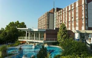 Na skok v Hévízu s all inclusive - Thermal Aqua Ensana Health Spa Hotel