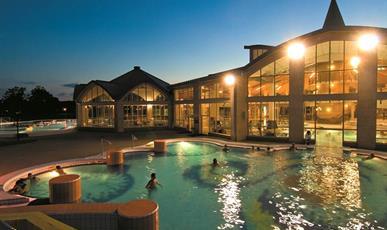 Sárvár Park Inn na 2 noci – všední dny - Park Inn by Radisson Sárvár Resort Spa ****