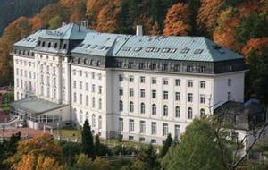 Lázeňské sanatorium (Kursanatorium) Radium Palace