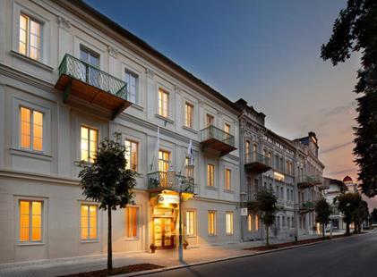 Seniorský pobyt - Spa & Kur Hotel Praha