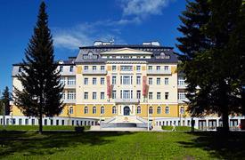 Seniorský pobyt - Spa & Kur Hotel Harvey