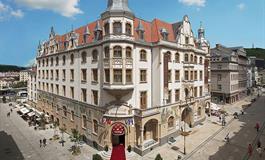 Grand romantik - Grandhotel AMBASSADOR Národní dům