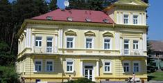 Týden pro seniory - Lázeňský penzion Mánes