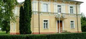 Lázně na zkoušku - Lázeňský penzion Palacký