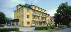 Lázně na zkoušku - Lázeňský Hotel Jirásek