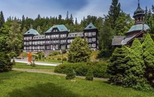 Zážitkový wellness pro dva - Lázeňský hotel Slezský dům