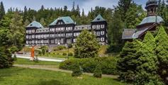 Druhý dech v horských lázních - Lázeňský hotel Slezský dům