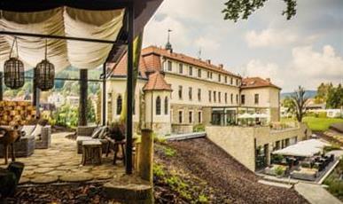 Dokonalá relaxace - Wellness&Spa Hotel Augustiniánský dům ****