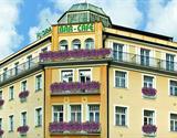 Víkendové uvolnění v lázních - Hotel Flora
