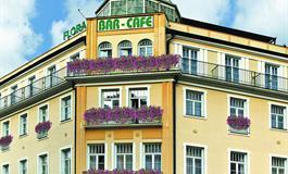 Relaxace a uvolnění v lázních - Hotel Flora